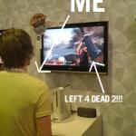 Left 4 Dead 2 at E3
