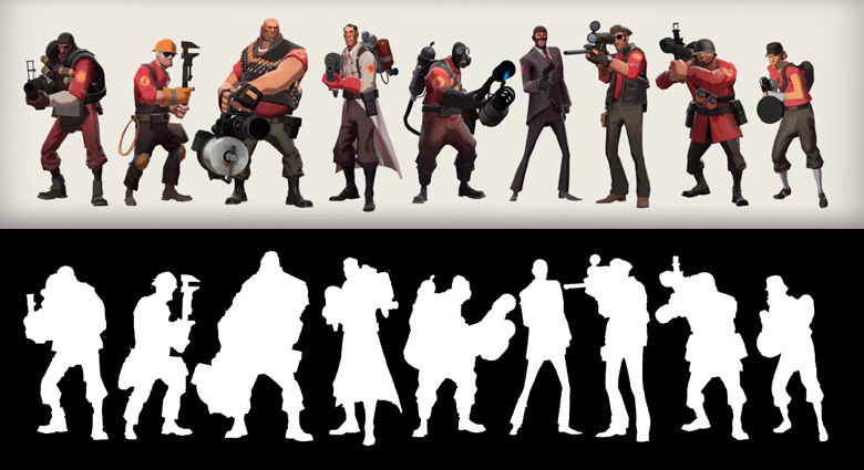 Take A Hint From Team Fortress 2 Design Warhammer 40 000